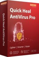 Quick Heal Anti-virus 2 User 1 Year(CD/DVD)