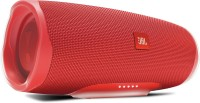 JBL JBLCHARGE4RED Portable Bluetooth Party Speaker(Red, Stereo Channel)