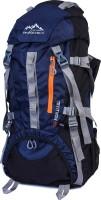 Endeavour Snow Rucksack  - 60 L(Blue)