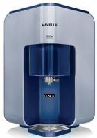Havells MAX ALKLINE 8 L RO + UV + TDS Water Purifier(NAVY BLUE & WHITE)