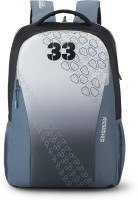 American Tourister TURF CASUAL BACKPACK 03-GREY 33 L Backpack(Grey, White)