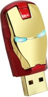 XElectron Ironman Shape 4 GB Pen Drive(Multicolor)
