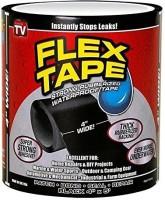 Bold & Beautiful Flex Tape Super Strong Adhesive Flex Seal Flex Tape, 278-69 Grip Tape(Black)