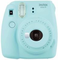 Fujifilm Instax Mini 9 Party box ice blue Instant Camera(Blue)