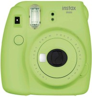 FUJIFILM Instax Mini 9 Party box Lime Green Instant Camera(Green)