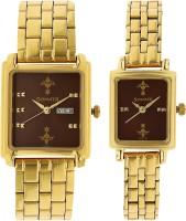 Sonata 70538080YM02  Analog Watch For Couple