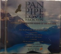 Pan Pipe Love Moods Audio CD Standard Edition(English - Free Your Spirit Music Project)