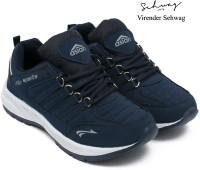 Asian Cosco Running Shoes For Men(Navy, Blue)
