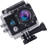 Odile 4k Wifi Action Sports Action Camera Camcorder 170 Degree Wide Angle Sports Sports and Action Camera(Black, 16 MP)