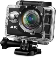 Odile 4k Wifi Action 4KACTION CAMERA FULL HD Sports Sports and Action Camera(Black, 16 MP)