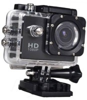 Odile 1080p action camera Sports & Action Camera (Black) Sports and Action Camera(Black, 12 MP)