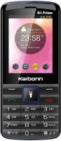 Karbonn K1 Rock (Blue and Silver)