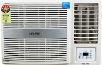Voltas 1.5 Ton 5 Star Window Inverter AC - White(185 LZH-R32, Copper Condenser)