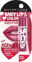 MAYBELLINE NEW YORK Baby Lips Lip Balm Berry Crush(Pack of: 1, 4 g)