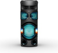 Sony MHC-V72D with Party Lights & Karaoke Bluetooth Party Speaker(Black, 2.0 Channel)