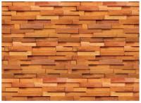 Univocean 3D Modern Stone Wallpaper, Wall Poster(Multicolor)