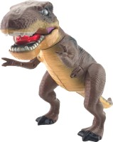 Miss & Chief Dinosaur with Light & Roaring Sound(Brown)