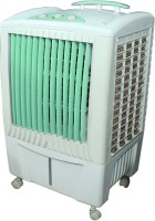 View MOFKOF GREAT GREEN 55LTR Desert Air Cooler(Green, White, 55 Litres) Price Online(MOFKOF)