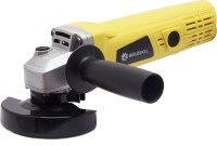 Buildskill BG720R 830W Heavy Duty Angle Grinder(100 mm Wheel Diameter)