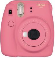 Fujifilm Instax Mini 9 Instant Camera (Flamingo Pink) Instant Camera(Pink)