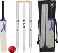 MPRT Junior Wooden Combo Cricket Set Size 5 Cricket Kit(Bat Size: 5 (Age Group 10 - 12 Years))