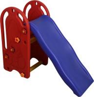 NHR Colorful Junior Plastic Garden Slide for KIds/ Toddlers/ Preschoolers(Multicolor)