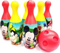 Disney Mickey And Friends Bowling Set Bowling