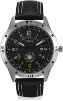Timex TI000U90100 Fashion Analog Watch For Men