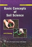Basic Concepts of Soil Science(English, Paperback, Kolay Ajit Kumar)