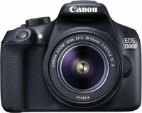 Canon EOS 1300D 18MP Digital SLR ISII Lens DSLR Camera(Black)