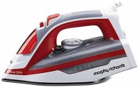 Morphy Richards steam iron morphy richards-01 2000 W Steam Iron(White)