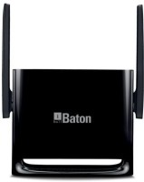 iball IB-WRA300N3GT 300 Mbps 4G Router(Black, Tri Band)