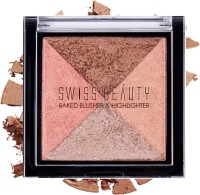 Swiss Beauty Blusher SB-806(Multicolor)