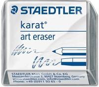 STAEDTLER KNEADABLE ART ERASER PACK OF 1 (GREY) Non-Toxic Eraser(Set of 1, Grey)