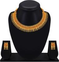 Atasi International Copper Jewel Set(Gold)