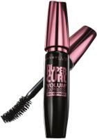 Maybelline New York Hypercurl Mascara Waterproof 9.2 ml(Black)