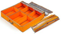 House of Quirk Pullout Organizers(Orange)