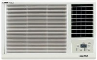 Voltas 0.75 Ton 3 Star Hot and Cold Window Inverter AC - White(103 LZF, Copper Condenser)