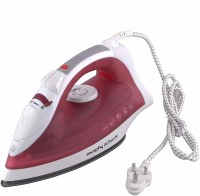 Morphy Richards steam iron morphy richards-04 1250 W Steam Iron(Red, White)