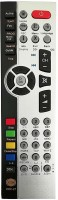 LipiWorld URC-27 3in1 Universal Remote Control Compatible for DVD LED LCD with D2H VIDEOCON Remote Controller(Gray)
