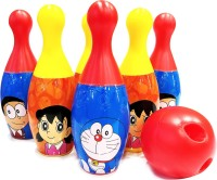 Doraemon 6-Pin and