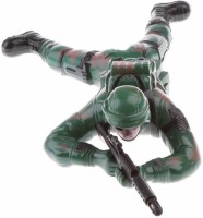 SALEOFF Crawling Soldier, Military Man Toy with Lights and Sound For Kids (Multicolor)(Multicolor)