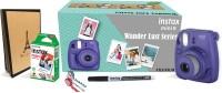 FUJIFILM Instax Mini8 Wander Lust Series Instant Camera(Purple)
