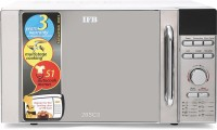IFB 20 L Convection Microwave Oven(20SC3, Metallic Silver)