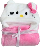 My New Born Pink Free Size Bath Robe(Pack of 1 new born baby boy and baby girl supersoft baby towel bathrobe, For: Baby Boys & Baby Girls, Pink)