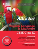 ALL IN ONE CBSE CLASS-9 English Language & Literature-2019-20(ENGLISH, Paperback, GAJENDRA SINGH)