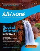 All In One Social Science CBSE class 10 - Social Science Book for 10th(ENGLISH, Paperback, NA)
