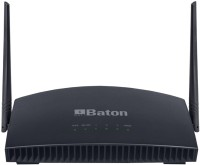 iball iB-WRB-303N 300 Mbps Wireless Router(Black, Single Band)