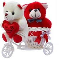 Regallo Soft Toy, Showpiece Gift Set