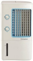 View Crompton Greaves Personal Air Cooler 7 LT Desert Air Cooler(White, 7 Litres)  Price Online